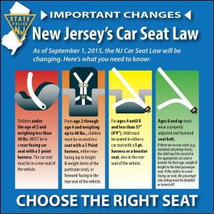 New Seatbelt Laws