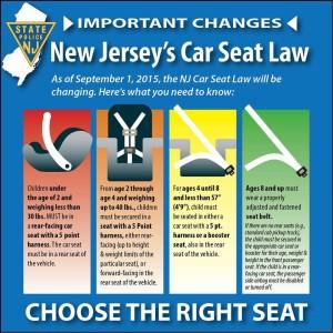 New Seatbelt Laws